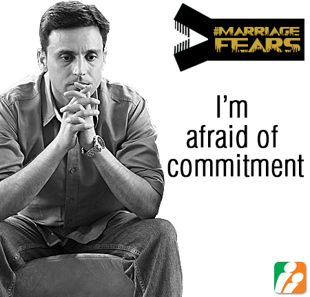 Q2. Why do people fear to commit to marriage? Tell Us #