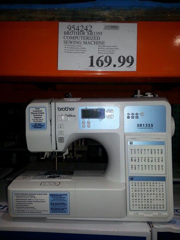 Sewing Machine Costco