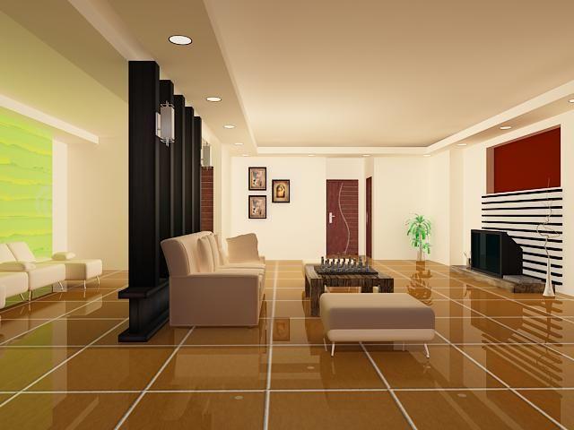 new house model interior furniture scene max 3ds max - 3d Max Interior Design Models