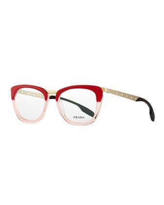 cb3bbd8ca4c Ombre Fashion Glasses