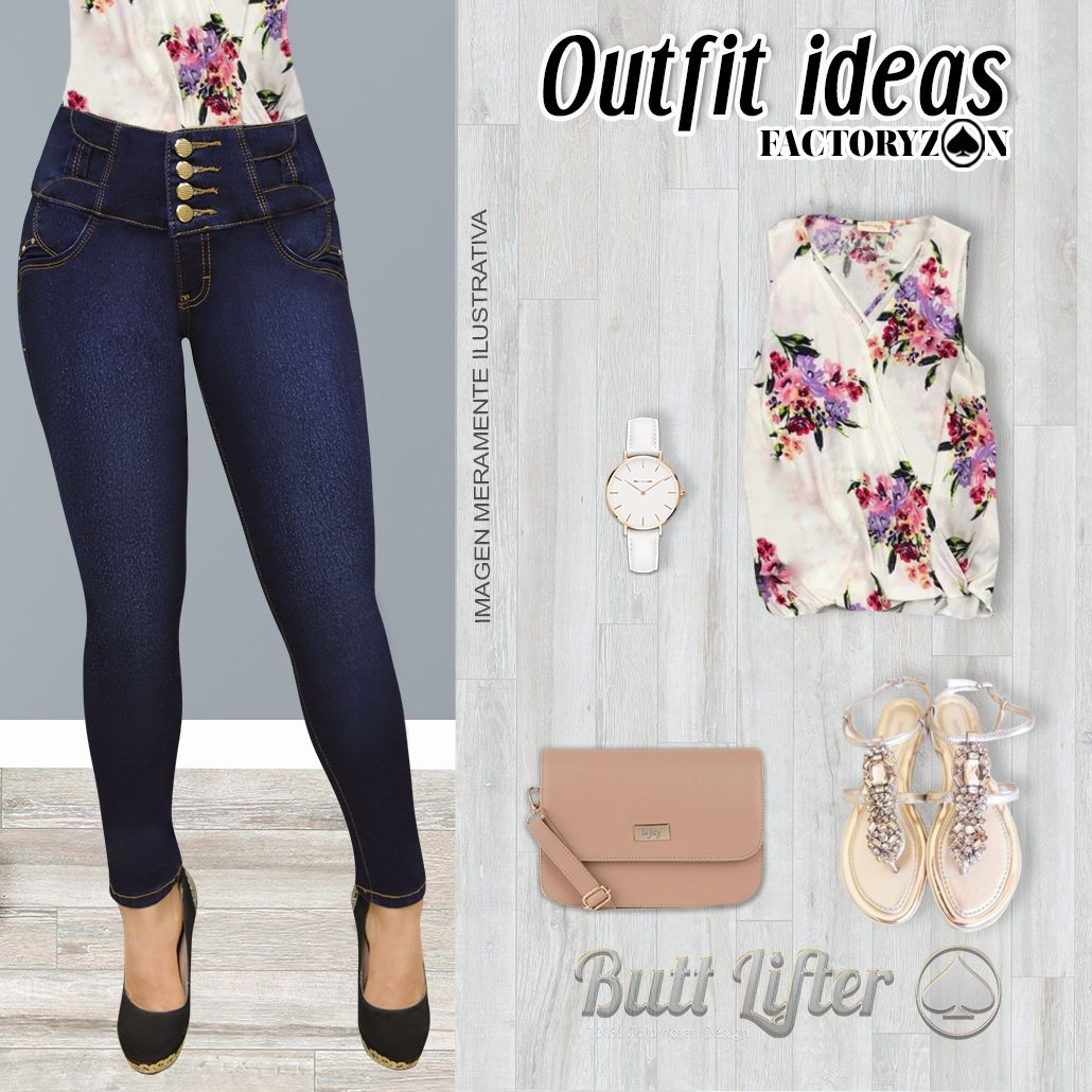 Pin En Jeans Outfits