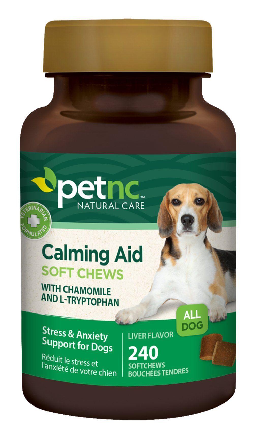 PetNC Natural Care Calming Formula Soft Chews * You can get