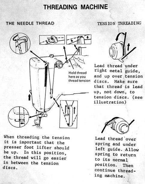 Threading Dressmaker 40z Sewing Machine Embroidery And Sewing Interesting How To Thread The Bobbin On A Dressmaker Sewing Machine