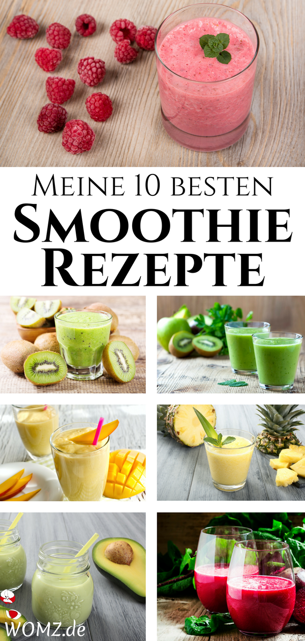 Photo of My 10 favorite smoothie recipes to imitate – WOMZ