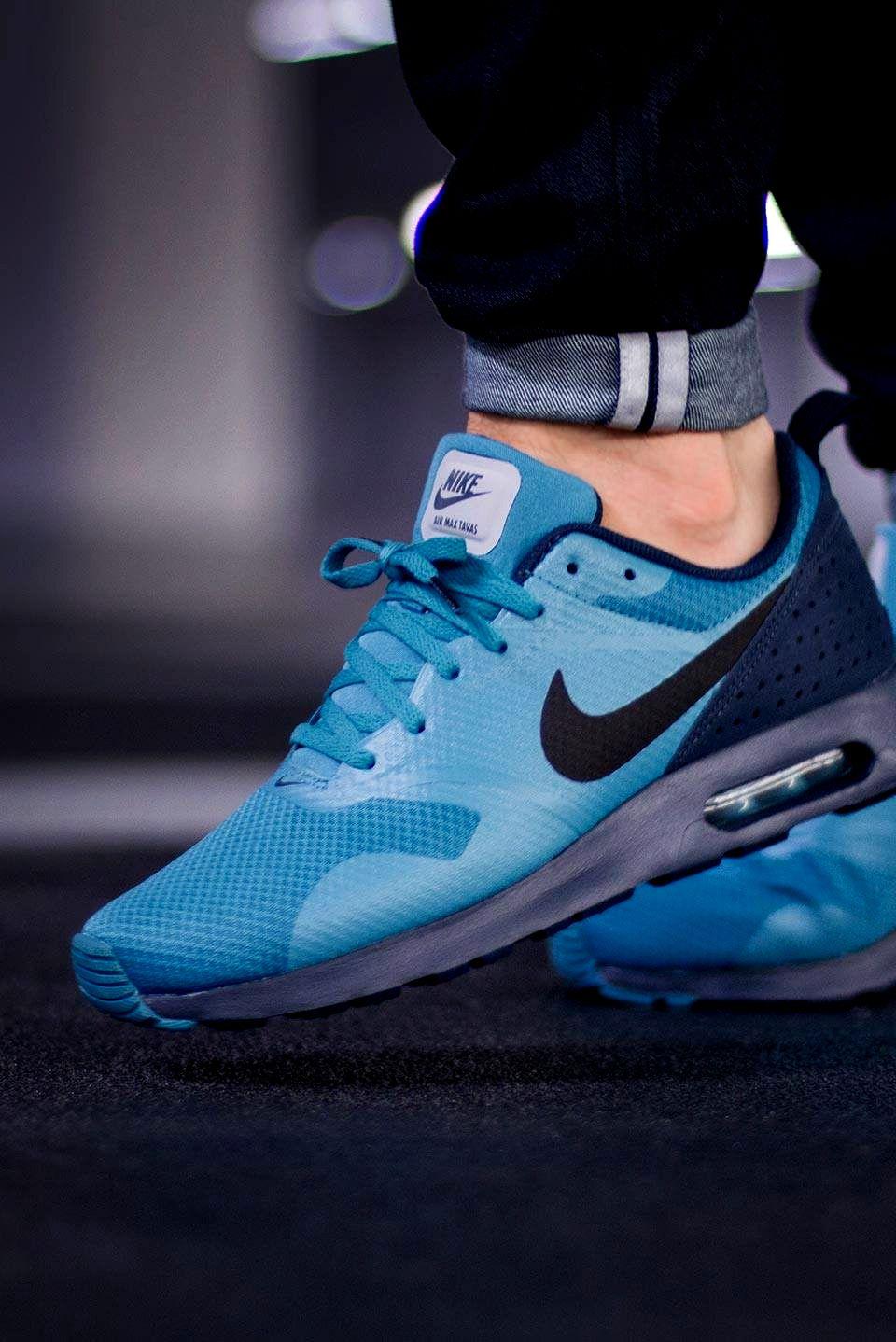 Nike Air Max Tavas 'Stratus Blue' (via Kicks ) in