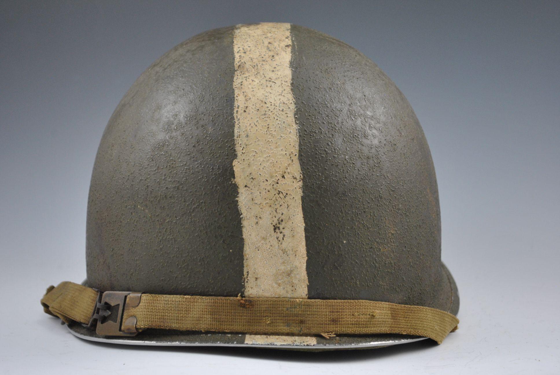Us Ww2 Helmet Rank Markings : Ash Cycles