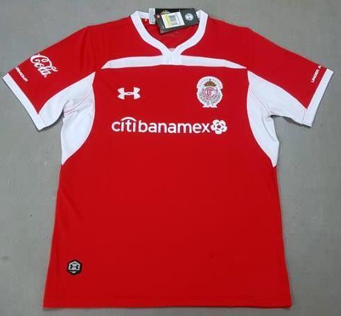 7ae97999011 Club Deportivo Toluca soccer jersey 2018-2019 Maillots De Football, Ligue  Des Champions,