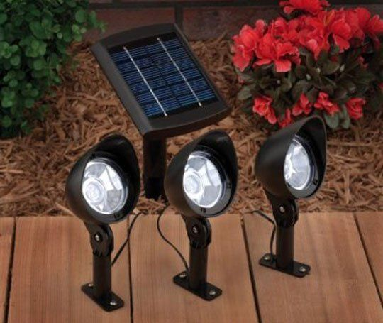 Malibu Solar Ed Landscape Lighting Backyard And