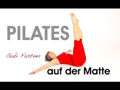 25 min. Pilates Class ohne Hilfsmittel #pilatesworkoutvideos