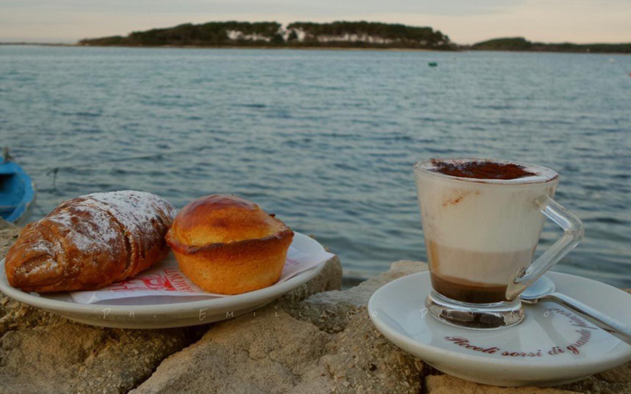 Buongiorno da porto cesareo iniziamo con una piccola for Buongiorno con colazione