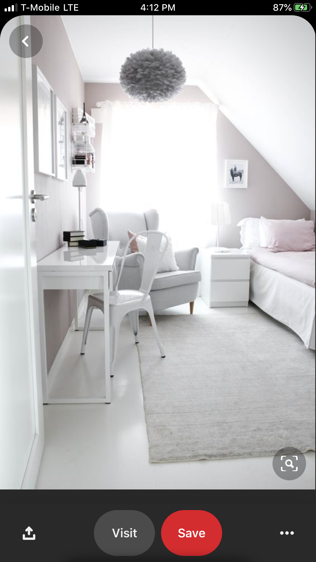 Pin By Piia Kuitunen On Kat S Room Home Decor Bedroom Bedroom Design Room Inspiration