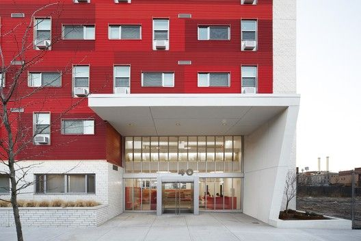 Gallery of 7 Lessons from New York\u0027s New Affordable Housing Design