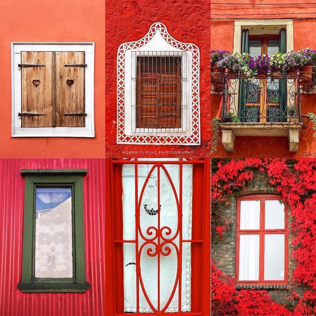 Windows by:  R1C1: @eva.gieselberg R1C2: @pratidwandi R2C1: @robertod5 R2C2: @esmakilicbilgin R3C1: @turigal R3C2: @astaracreative  Congratulations!  Tag #windowsanddoorsoftheworld to be featured!