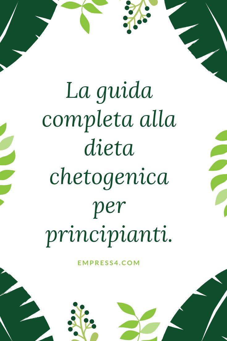 dieta chetogenica quanto è basso