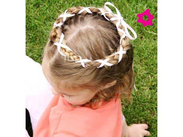 Peinado para niñas pajesitas - Imagui