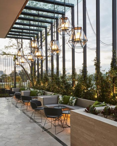 If You Want To Design Something That Matters You Need To Get Inspired By These Projects Bar Design Restaurant Restaurant Interior Design Outdoor Restaurant