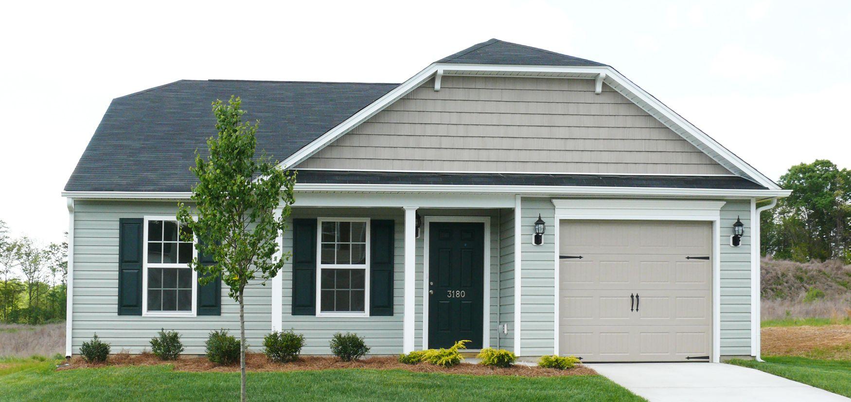 Wade Jurney Homes Entry 12 3180 Bushfield Drive Home