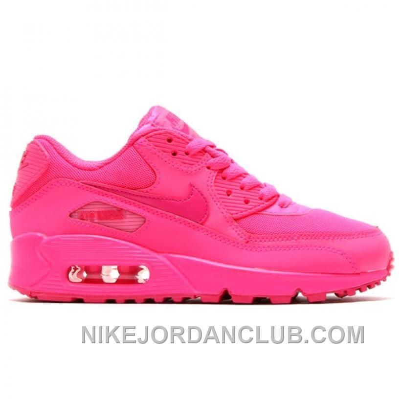 Nike Air Chaud Rose Max 90 Gs