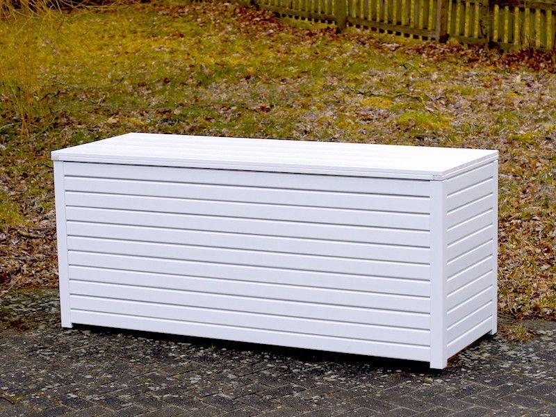 Outdoorküche Klappbar Norden : Auflagenbox kissenbox holz xl weiß deckend wasserdicht