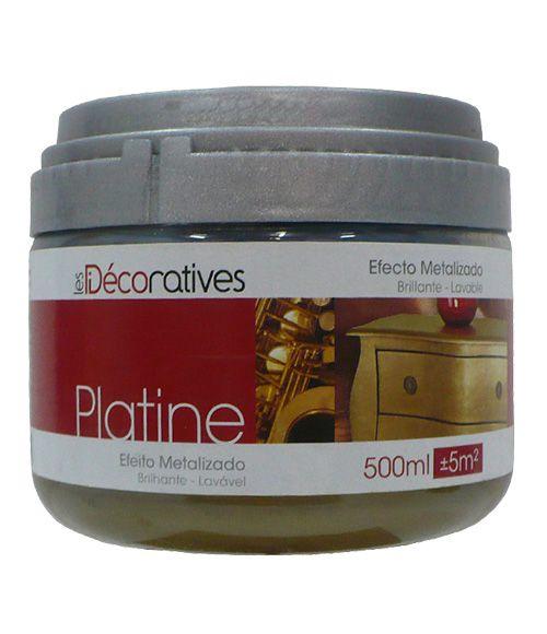 PLATINE ORO PROFUNDO Les Decoratives PLATINE ORO PROFUNDO Ref.  260201_platine1z1oro1z1profundo   Leroy Merlin