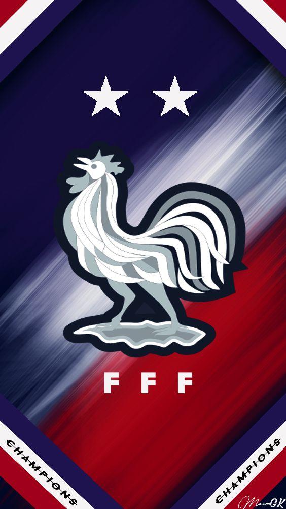 Epingle Par Fouad Ali Sur Soccer Logo Equipe De France Joueur Equipe De France Joueur De Foot France