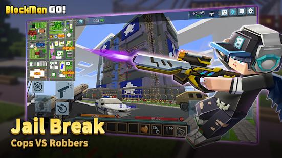 Blockman Go Blocky Mods Game Free Offline Download in