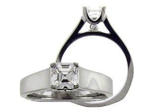 Palladium Diamond Semi-Mount