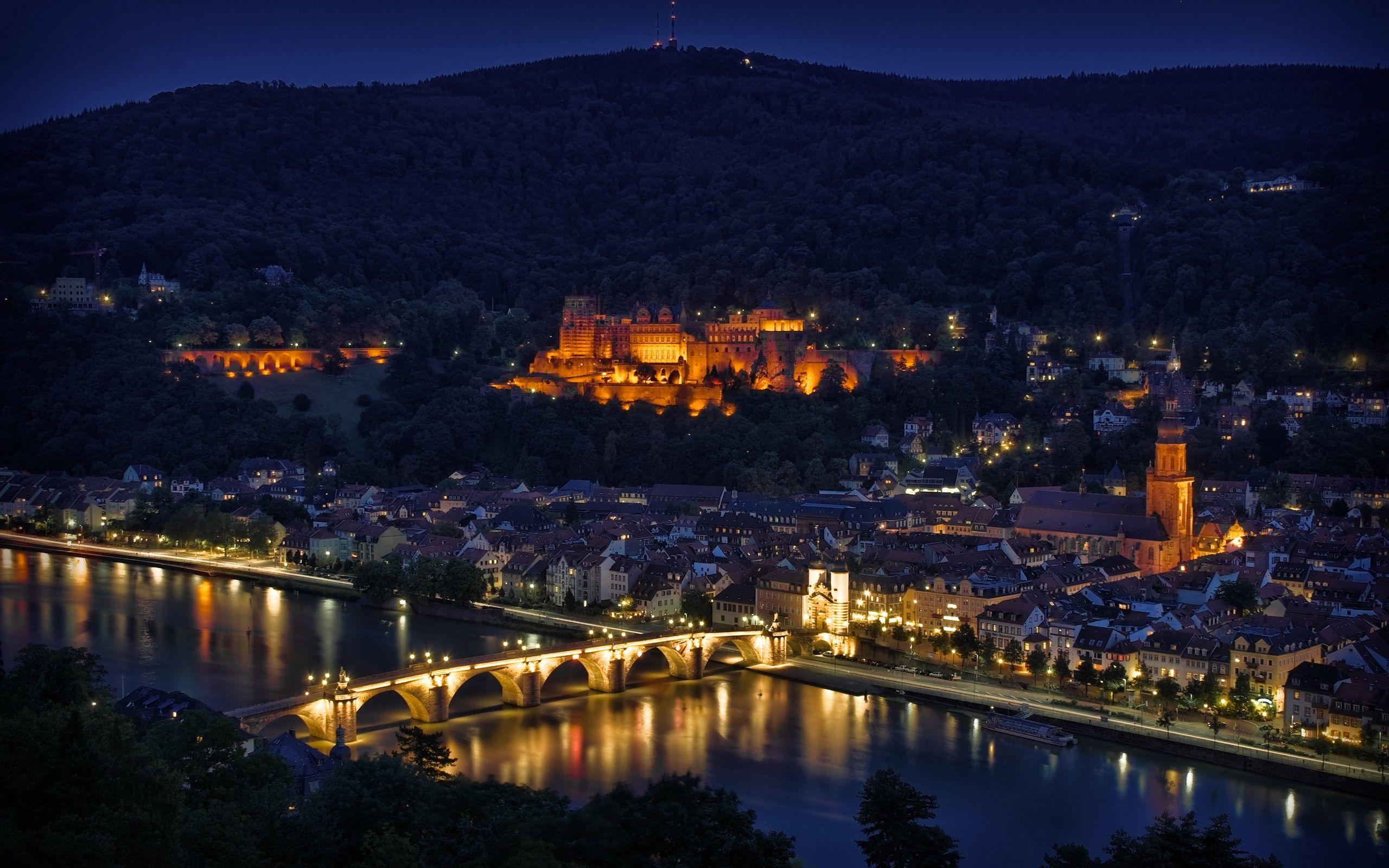Heidelberg, die schönste Stadt Deutschland`s