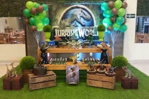 Fiesta De Jurassic World Fiesta De Jurassic Word Decoracion De