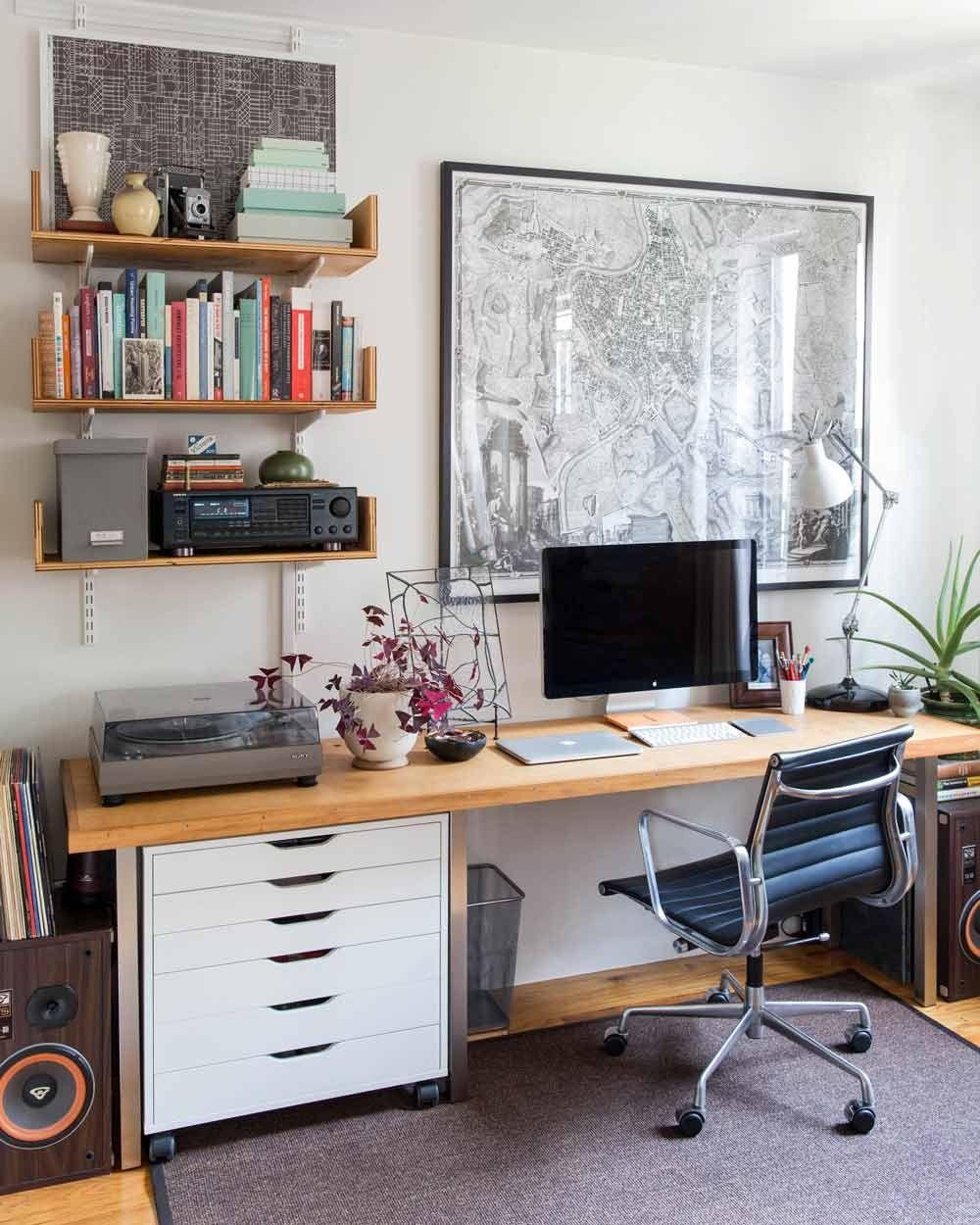 Office inspiration studio office decor ideas pinterest for Office space inspiration