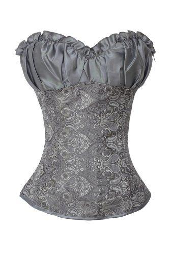 f0d321b089 Pin by Firishta on Corsets   Dresses
