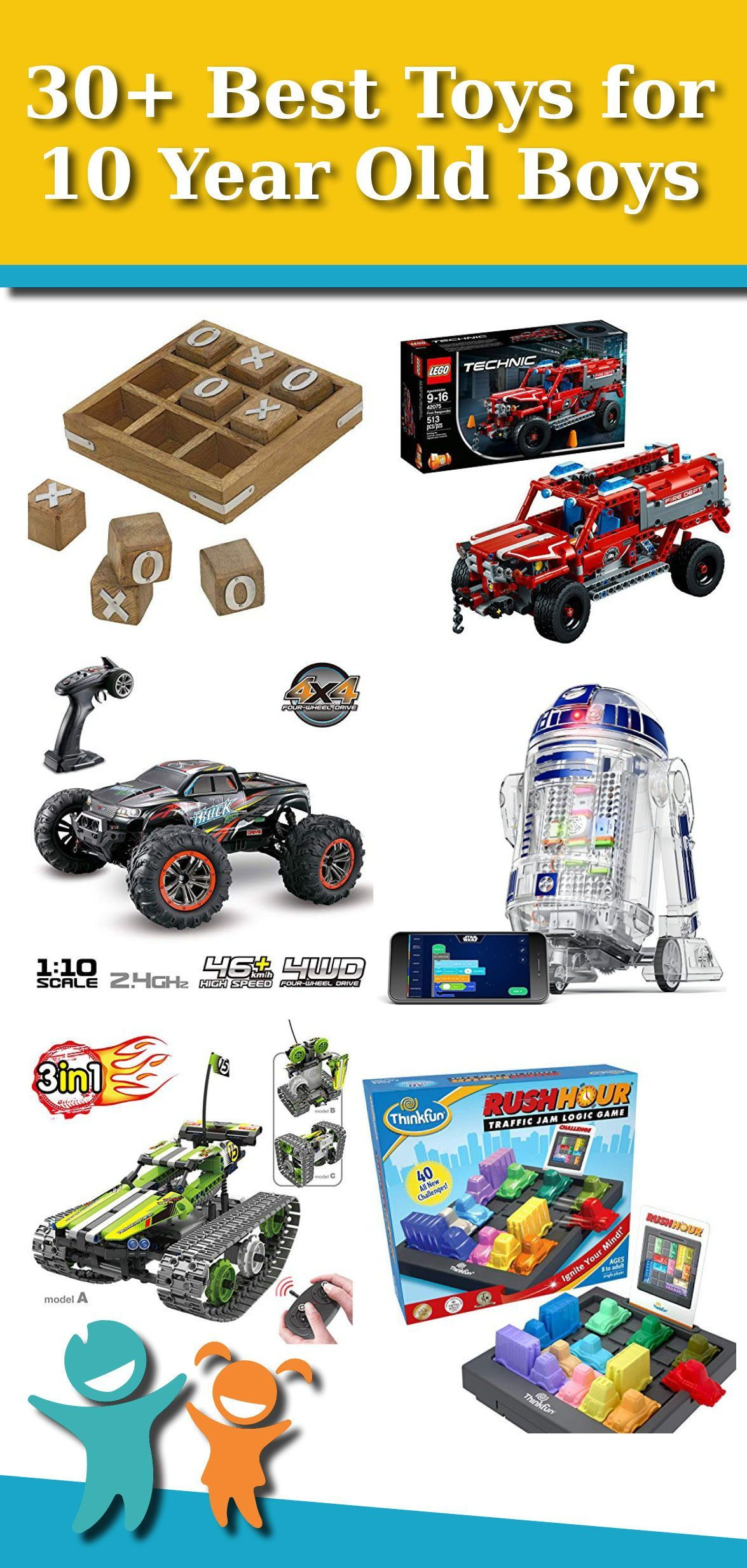 Over 30 Great Gifts Your 10 Year Old Boy Will Love In 2020 Christmas Gifts For Boys 10 Year Old Boy 10 Year Old Gifts