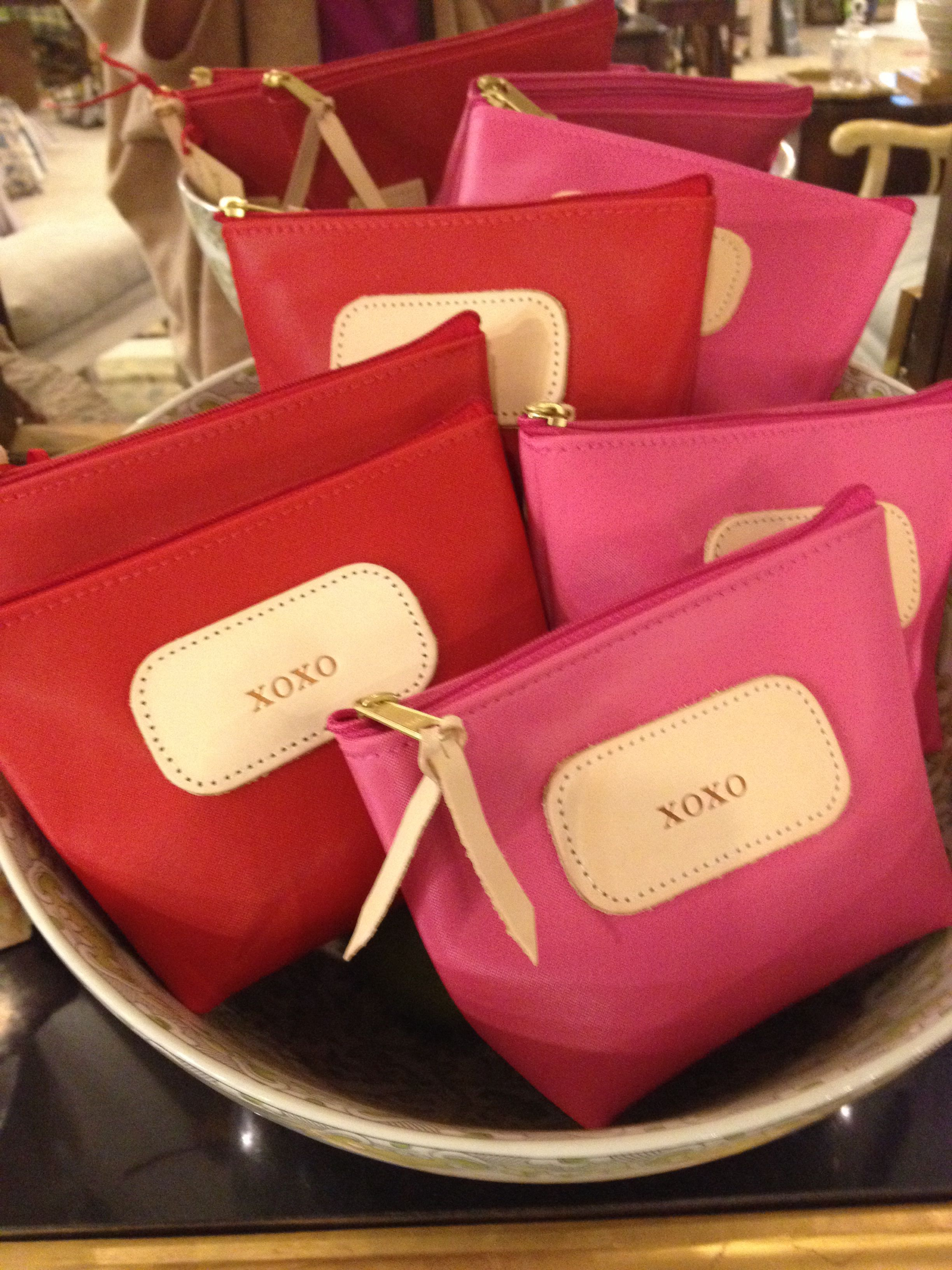 Jon Hart makeup bags perfect for your Valentine
