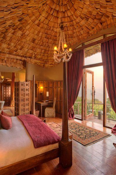 Readers' Choice Awards 2016 | Safari Lodges. Andrew Harper Travel