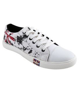 Aadi Sneakers White Casual Shoes(BEST