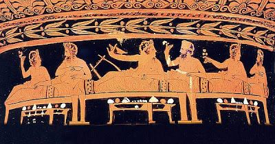 Food-isimo: Συμπόσια στην Αρχαία Ελλάδα