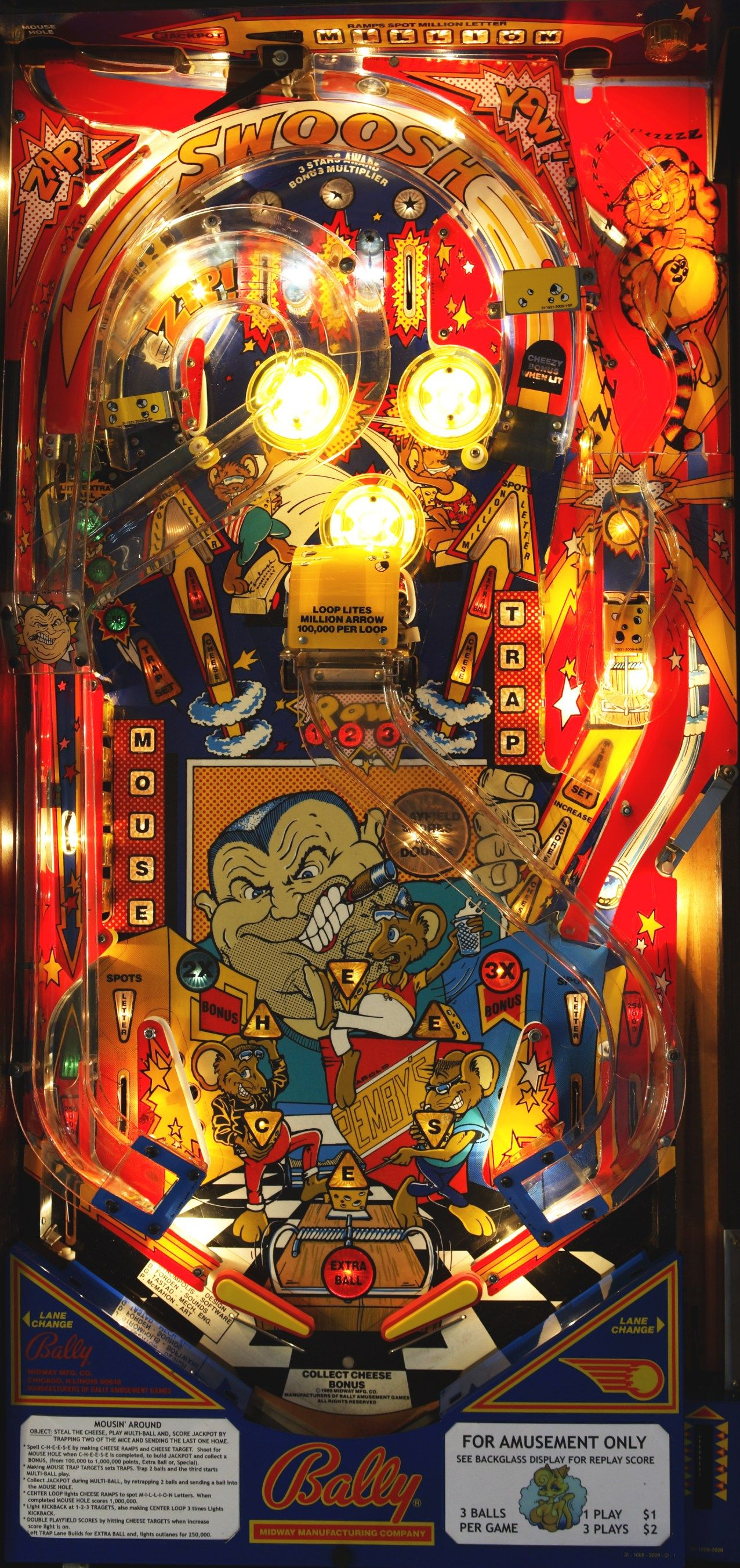 This game was just sold via www WeBuyPinball com (Not the