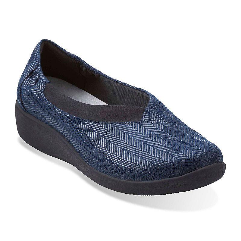Clarks Sillian Jetay Slip-On Shoes