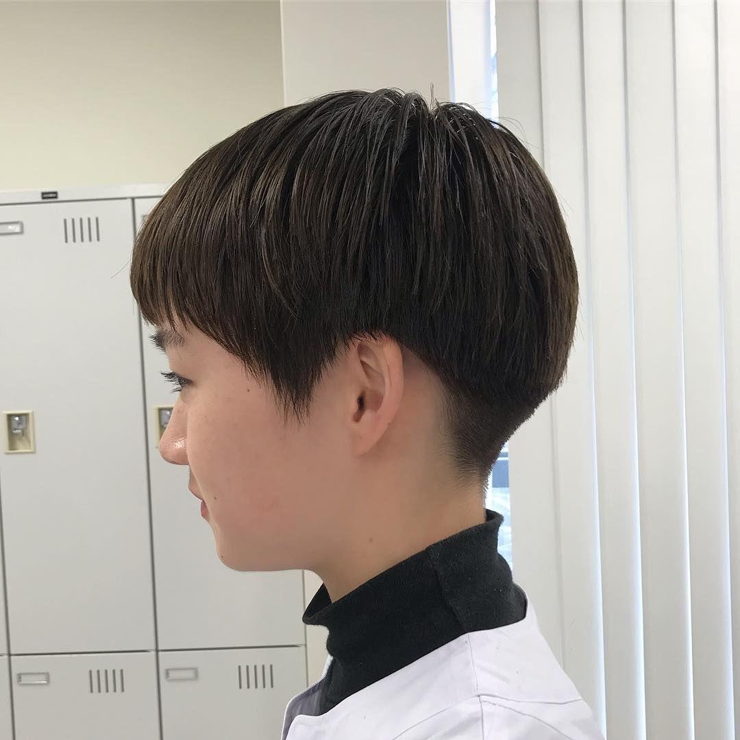 坂本 勘太さんはinstagramを利用しています 女子も刈り上げちゃう
