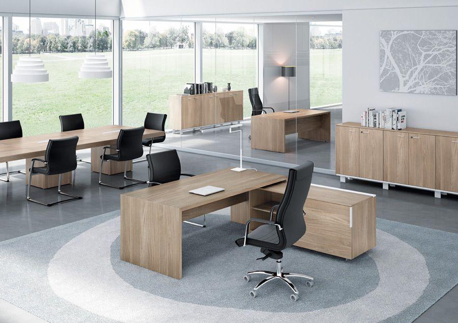 Muebles oficina ofival mesa arquitectura despacho for Mesa oficina moderna