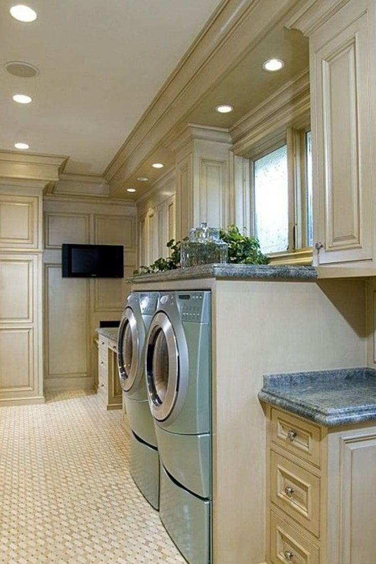best laundry room design ideas 2021 in 2020 laundry room on most popular interior paint colors for 2021 id=77388