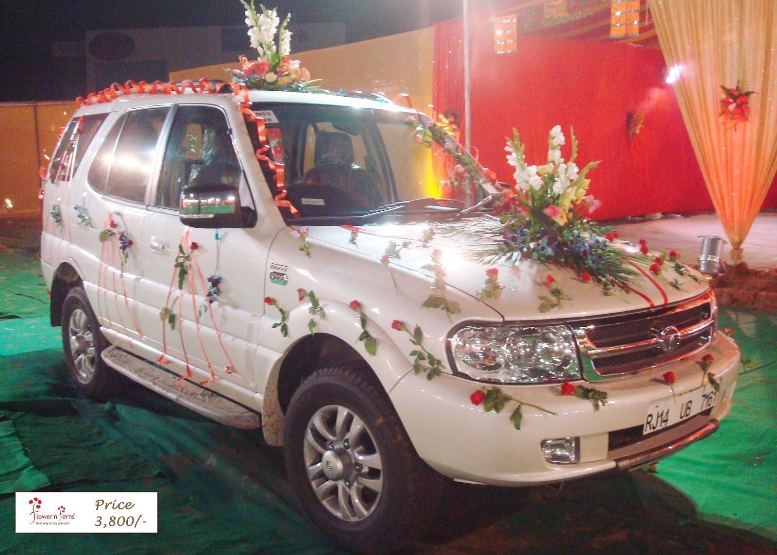 Indian Wedding Car Decorations Google Search Decoration