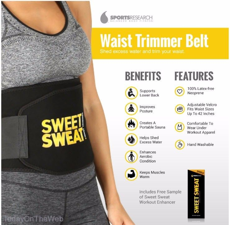 Pin By Jessica Miller On Jessmiller1109 Sweat Belt Sweet Sweat