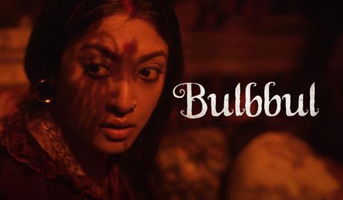 Bulbbul Movie Anvitadutt S Debut Of Dark Fairytale Horror Movies Dark Fairytale Trailer Song