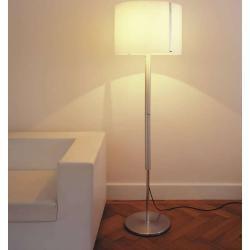 serien.lighting Jones Master Stehleuchte Ø 34cm Glaseinsatz gelb Serien.LightingSerien.Lighting #lightbedroom