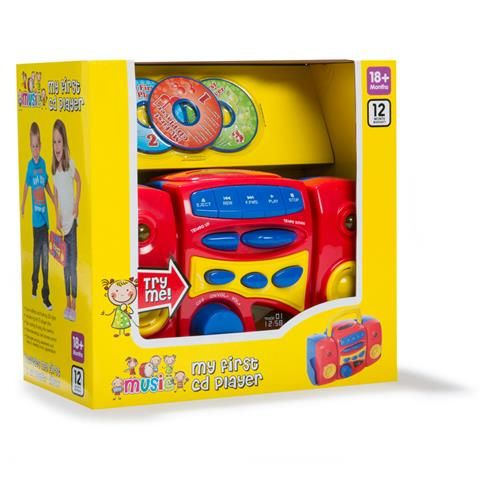 explore activities kids toys and more my first cd player kmart