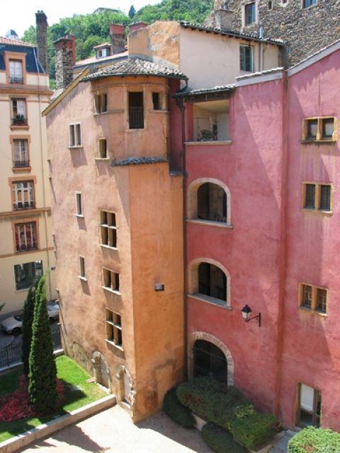 Quartier Saint Jean, Lyon, France
