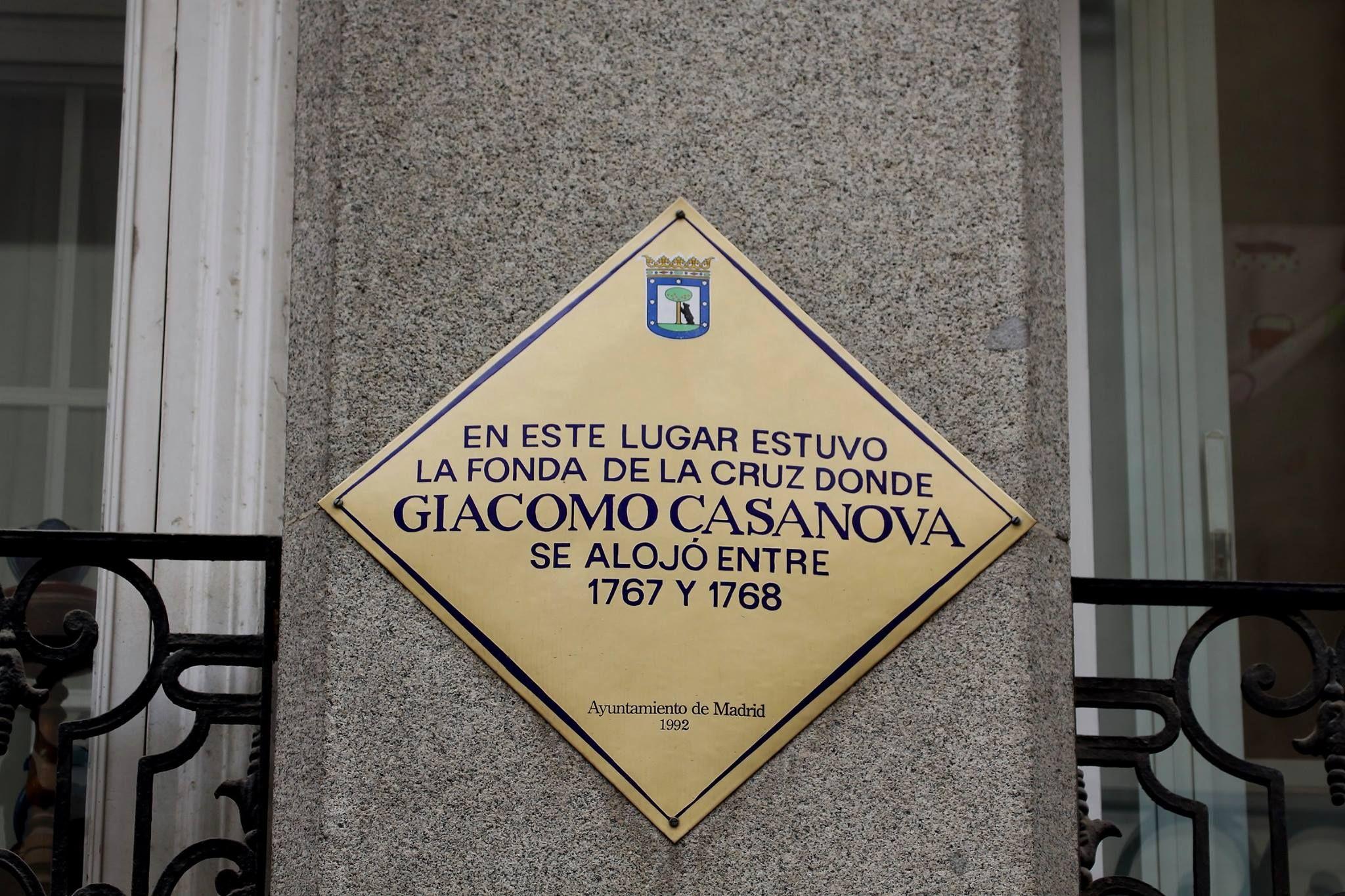 Calle de Espoz y Mina. 13 ( Madrid )