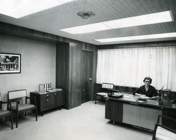 Gallery For 1960s Office Furniture
