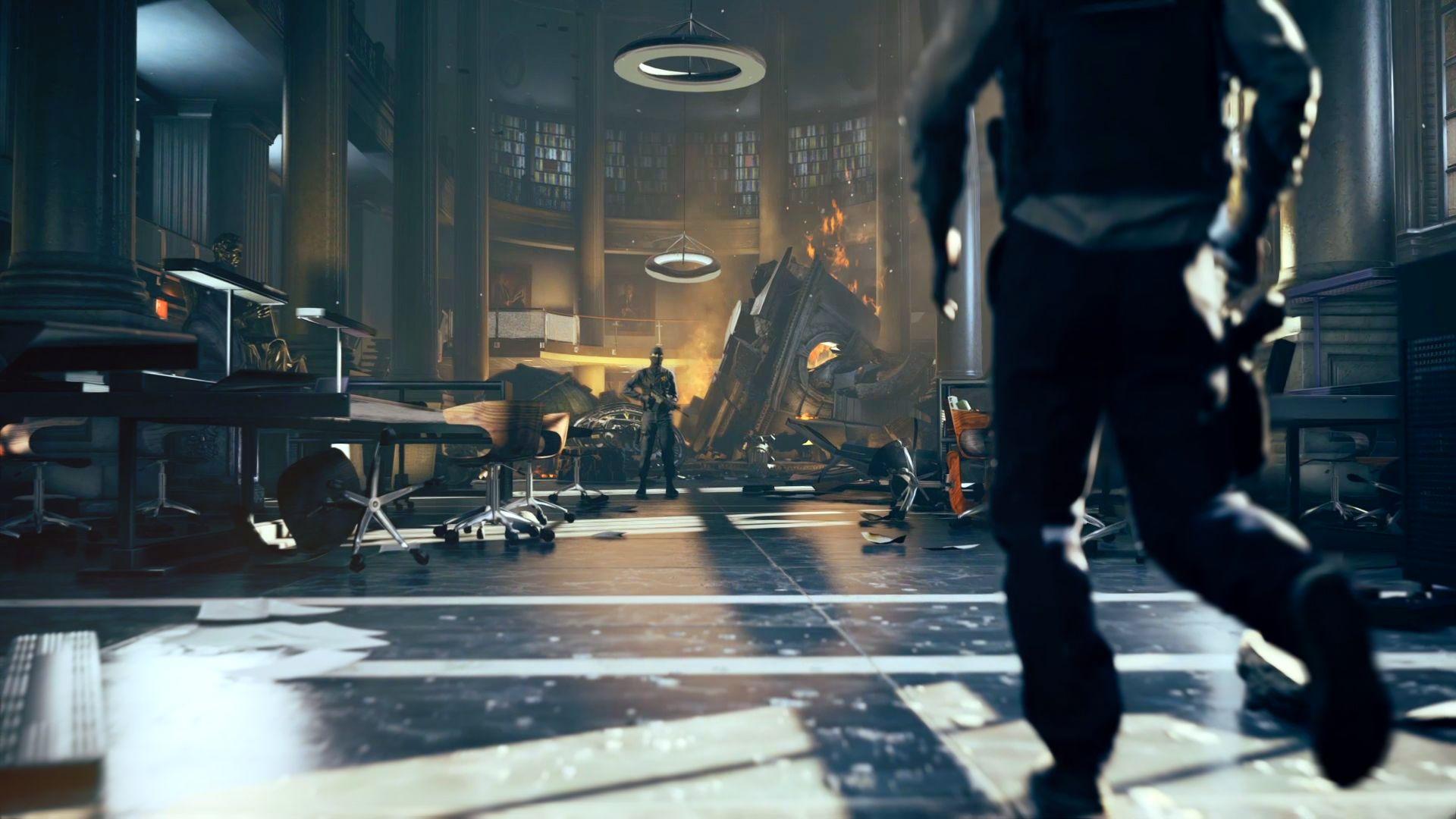 pieces picture Quantum Break Xbox One Wallpapers home decoration